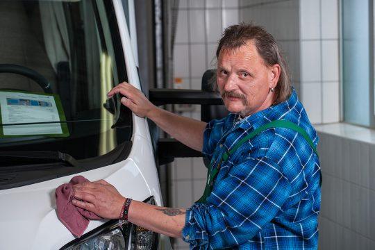 Mitarbeiterportraits Autohaus  Kiel
