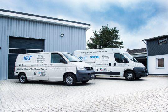 Fahrzeuge/ Kältetechnik Support