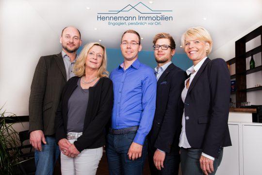 Hennemann Immobilien / Immobilienmakler Neumünster