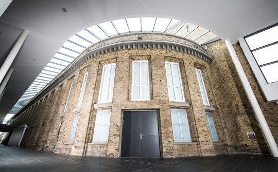 Holstenhallen Neumünster // Ingenieursbüro Schlüter & Thomsen