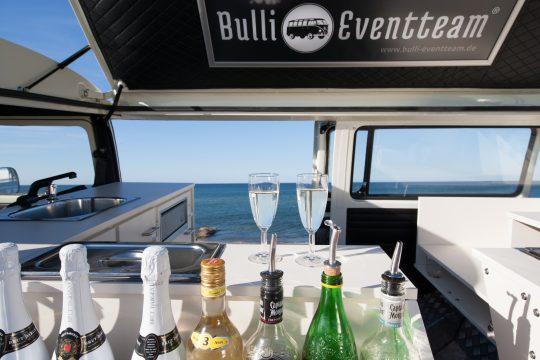 Bulli Eventteam Werbung
