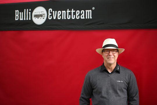 Bulli Eventteam Andreas Thiele/ Eröffnung