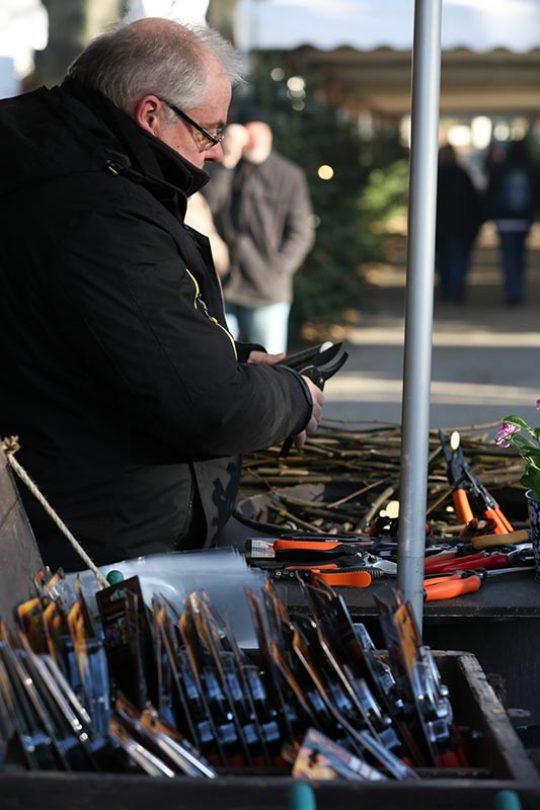 Weihnachtmarkt Gut Stocksee Hof