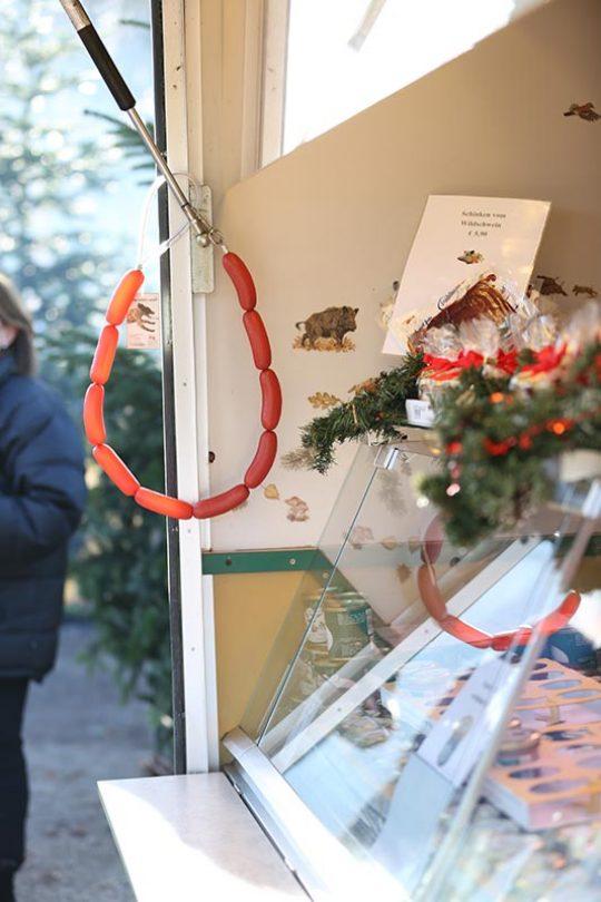 Weihnachtsmarkt Gut Stocksee Hof