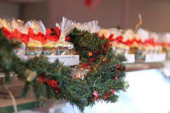 Weihnachtsmarkt Event Gut Stocksee Hof