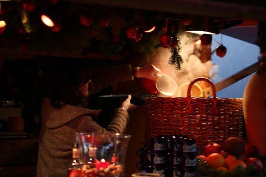 Weinachtmarkt Gut Stocksee Hof