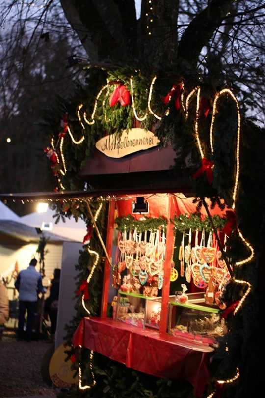 Event Weihnachtsmarkt Gut Stockseehof