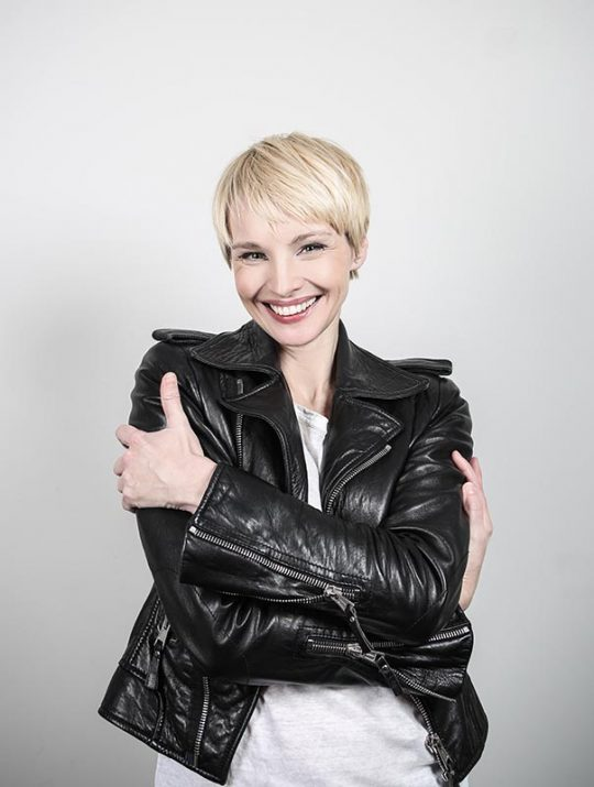 Susann Atwell / Moderatorin
