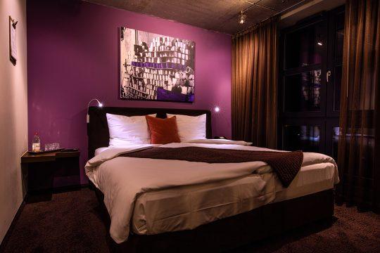 Hotel Altes Stahlwerk/ Interior Fotografie