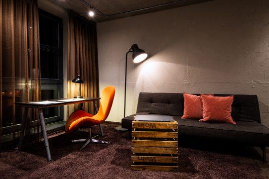 Hotel Altes Stahlwerk/ Interior Fotograf